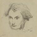 Daniel Maclise, by Charles Hutton Lear - NPG 1456(19)