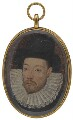 John Maitland, 1st Baron Maitland, by Unknown artist - NPG 2769