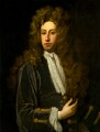 Charles Montagu, 1st Duke of Manchester, by Sir Godfrey Kneller, Bt - NPG 3216