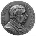 Sir Patrick Manson, by John Robert Pinches - NPG 4058