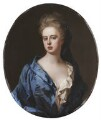 Unknown woman, formerly known as Sarah Churchill (née Jenyns (Jennings)), Duchess of Marlborough, by Michael Dahl - NPG 712