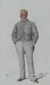 Sir William Thackeray Marriott, by Théobald Chartran ('T') - NPG 2586