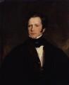 Frederick Marryat, by John Simpson - NPG 1239