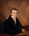 John Martin, by Henry Warren - NPG 958