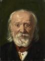 Sir Theodore Martin, by Frank Moss Bennett - NPG 1555