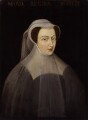 Mary, Queen of Scots, after François Clouet - NPG 555