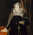 Mary, Queen of Scots, after Nicholas Hilliard - NPG 429