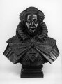 Mary, Queen of Scots, by Elkington & Co, cast by  Domenico Brucciani, after  Cornelius and William Cure - NPG 307