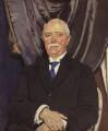 William Ferguson Massey, by Sir William Orpen - NPG 2639