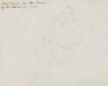 Charles Mathews, by Sir Edwin Henry Landseer - NPG 3097(3)