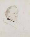 Charles Mathews, by Sir Edwin Henry Landseer - NPG 3097(4)