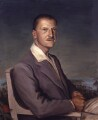 Somerset Maugham, by Philip Steegman - NPG 4524