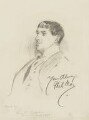 Phil May, by Percy Frederick Seaton Spence - NPG 1184a
