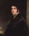 William Lamb, 2nd Viscount Melbourne, by Sir Thomas Lawrence - NPG 5185