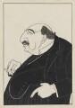 Alfred Moritz Mond, 1st Baron Melchett, by Powys Evans - NPG 5062