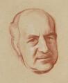 Alfred Moritz Mond, 1st Baron Melchett, by Sir William Rothenstein - NPG 4788
