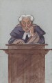 Sir John Mellor, by Sir Leslie Ward - NPG 2733