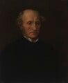 John Stuart Mill, replica by George Frederic Watts - NPG 1009