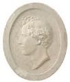 Sir John Everett Millais, 1st Bt, by Alexander Munro - NPG 4959