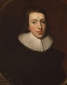 John Milton, by Unknown artist - NPG 4222