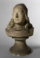 John Milton, by Horace Montford, after a bust attributed to  Edward Pearce - NPG 1396