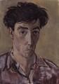 John Minton, by John Minton - NPG 4620