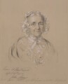 Mary Russell Mitford, by John Lucas - NPG 4045