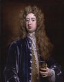 Charles Mohun, 4th Baron Mohun, by Sir Godfrey Kneller, Bt - NPG 3218