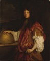 Unknown man, formerly known as James Scott, Duke of Monmouth and Buccleuch, after Sir Peter Lely - NPG 556