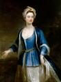Probably Dorothy, Viscountess Townshend, studio of Charles Jervas - NPG 2506