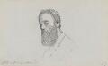 Albert Moore, by Sydney Prior Hall - NPG 2375