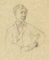 George Moore, by Henry Tonks - NPG 4154