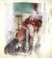 George Moore, by Henry Tonks - NPG 2807