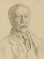 George Moore, by Francis Dodd - NPG 2673