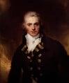 Sir Graham Moore, by Sir Thomas Lawrence - NPG 1129