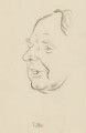 Henry Moore, by Sir David Low - NPG 4529(256)