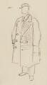 Henry Moore, by Sir David Low - NPG 4529(253)