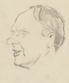Henry Moore, by Sir David Low - NPG 4529(255)