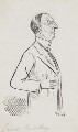 John Morley, 1st Viscount Morley of Blackburn, by Sir Francis Carruthers Gould ('F.C.G.') - NPG 2849