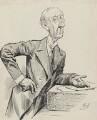 John Morley, 1st Viscount Morley of Blackburn, by Harry Furniss - NPG 3399