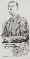 John Morley, 1st Viscount Morley of Blackburn, by Harry Furniss - NPG 3593
