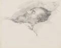 William Morris, by Charles Fairfax Murray - NPG 3021