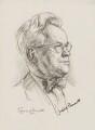 Herbert Stanley Morrison, Baron Morrison of Lambeth, by Juliet Pannett - NPG 4476