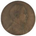 Sir Alfred James Munnings, by Frank Kovacs - NPG 4120a