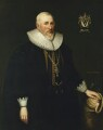 Sir Hugh Myddelton, 1st Bt, after Cornelius Johnson - NPG 2192