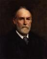 Frederic William Henry Myers, by William Clarke Wontner - NPG 2928
