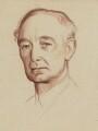 Leopold Hamilton Myers, by Sir William Rothenstein - NPG 4790