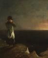 Napoléon Bonaparte, by Benjamin Robert Haydon - NPG 6266