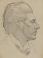 Paul Nash, by Rupert Lee - NPG 4134