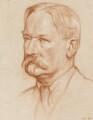Henry Woodd Nevinson, by Sir William Rothenstein - NPG 5193